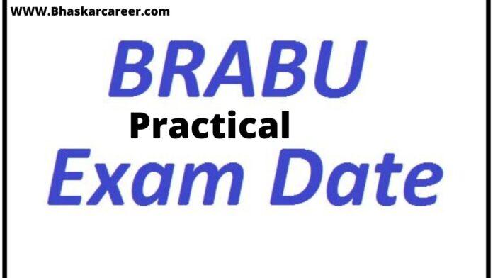 BSC Part 1 2019-22 Ka Practical Exam Kab Hoga, BRABU Practical Exam Date, Bihar University BSC Part 1 Practical Exam Kab Hoga